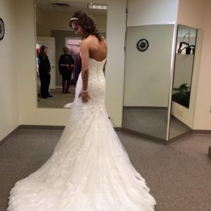 Indianapolis Wedding Dress Alterations